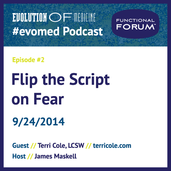 Flip the Script on Fear