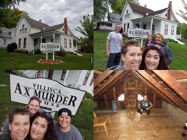 Ep. 310 - Investigation of the Villisca Ax Murder House