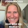 Artwork for #15 Hur gör du, Maria Sjögren?
