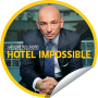 "Artwork for TV Hotelier Anthony Melchiorri Goes ""Extreme"""