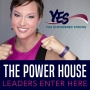Artwork for Letting Curiosity Lead You to Courage with Tina Dietz | The Power House 016