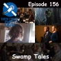 Artwork for The Earth Station DCU Episode 156 – Swamp Tales