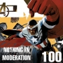 Artwork for EMP Episode 100: Nothing in Moderation