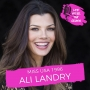 Artwork for Miss USA 1996 Ali Landry - Winning Miss USA, Being The Doritos Girl and Life as an Entrepreneurial Mom