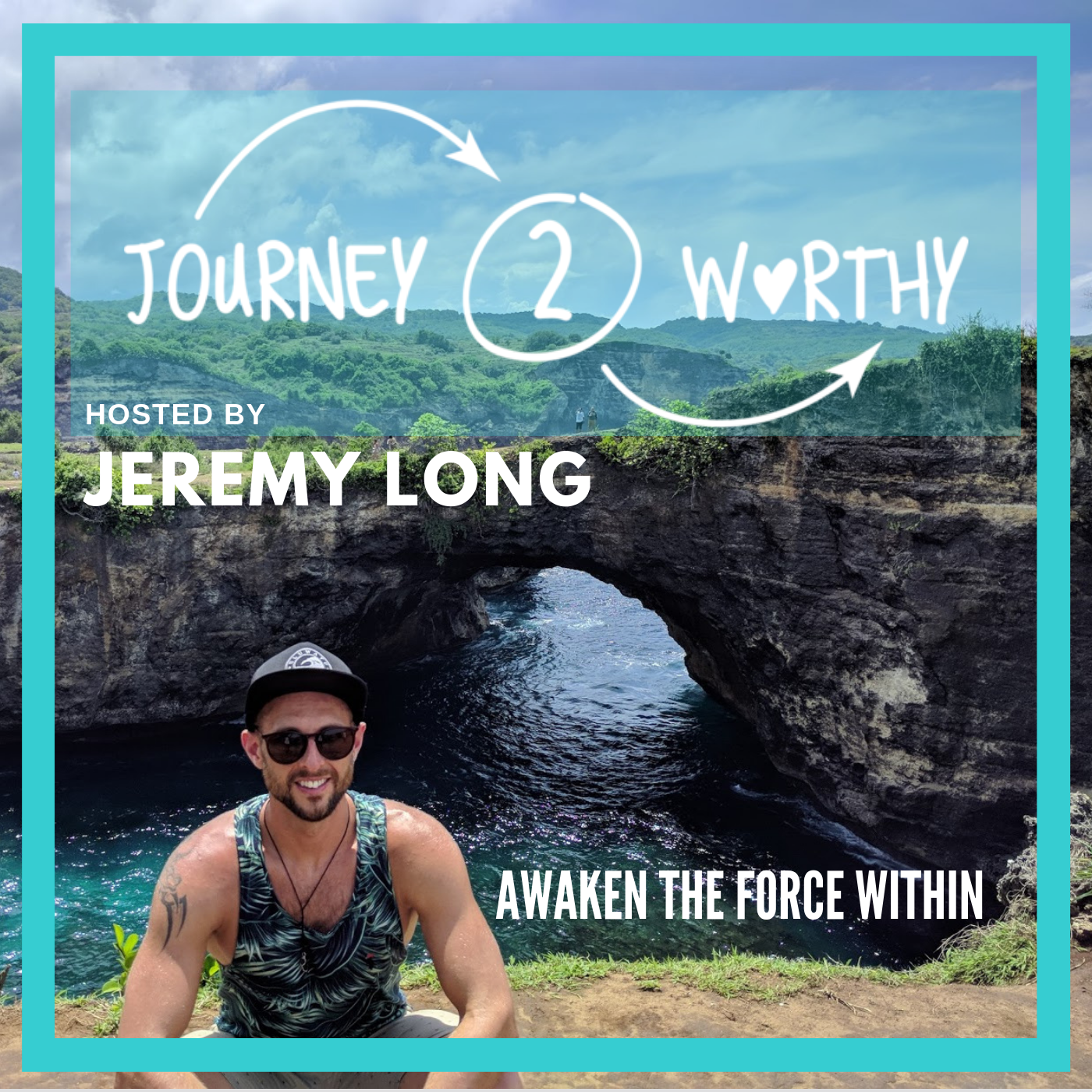 Journey 2 Worthy Podcast show art