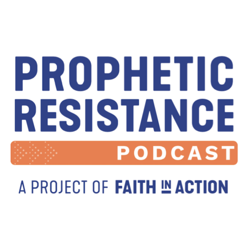 Prophetic Resistance Podcast show art
