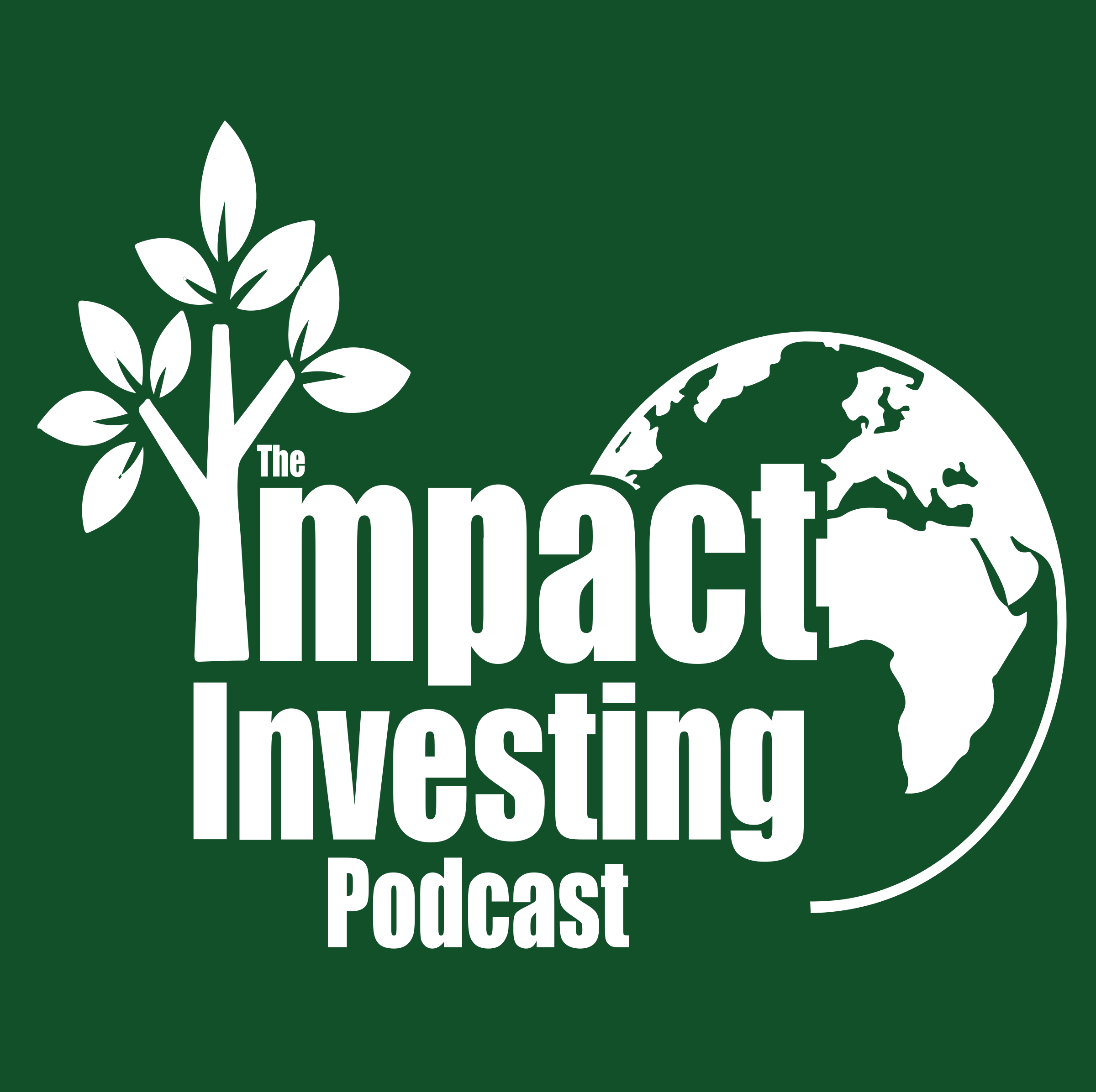 The Impact Investing Podcast show art