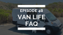 Artwork for episode 48: van life faq