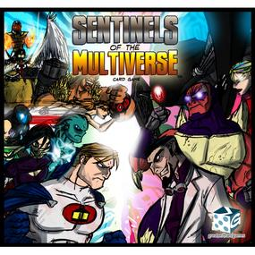 D6G Ep 128: Creating Comics & Sentinels of the Multiverse Detailed Review