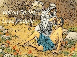 Vision Series Part 3