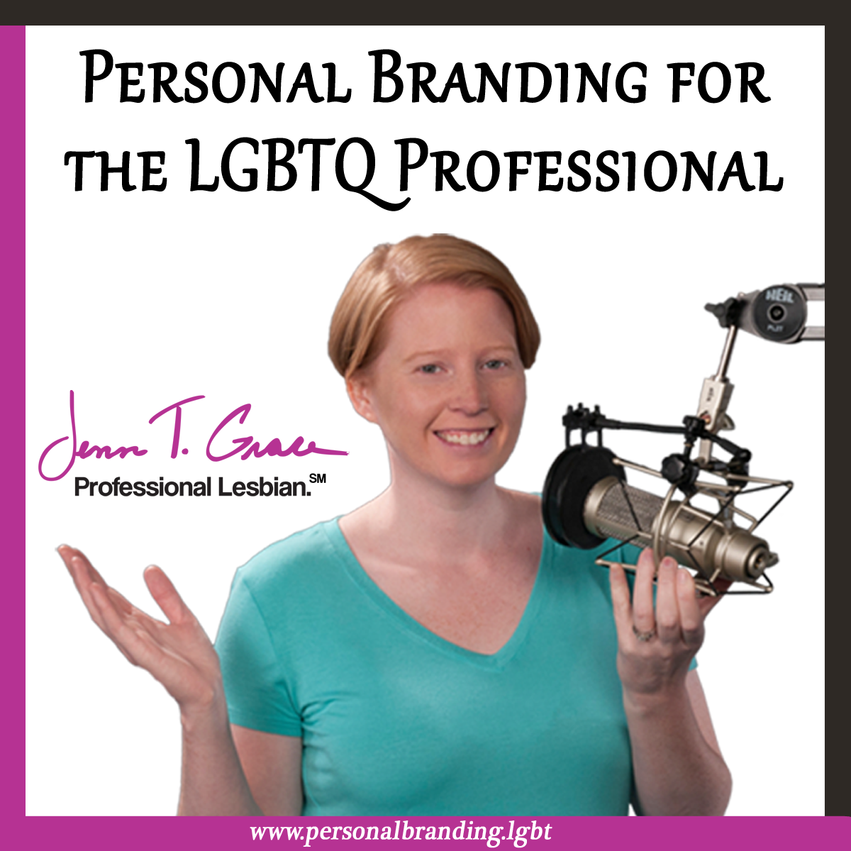 Personal Branding for the LGBTQ Professional - #82: How to Impact 1 Million LGBT People [Podcast]