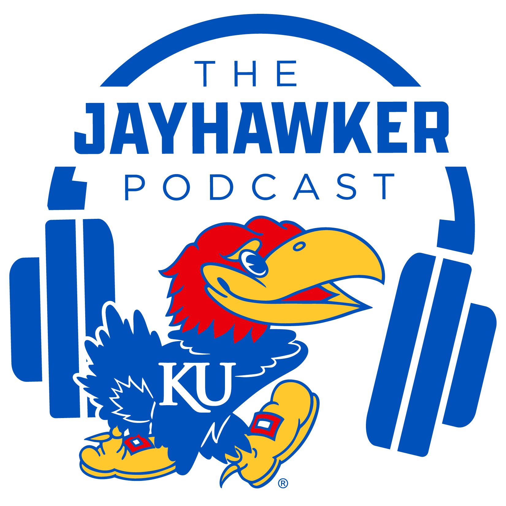 The Jayhawker Podcast show art