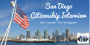 Artwork for San Diego Citizenship Interview with Teacher Thu Ha Nguyen