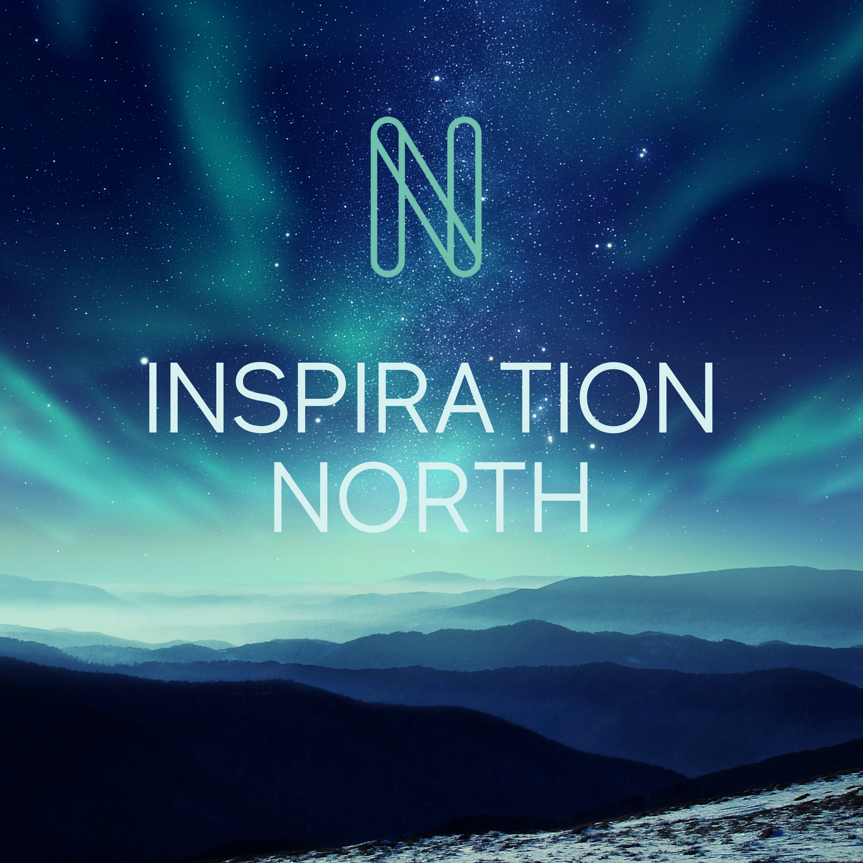 The Inspiration North Podcast show art