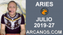 Artwork for HOROSCOPO ARIES - Semana 2019-27 Del 30 de junio al 6 de julio de 2019 - ARCANOS.COM
