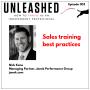 Artwork for 303. Nick Kane on sales training best practices