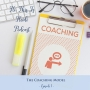 Artwork for Ep. 1 The Coaching Model