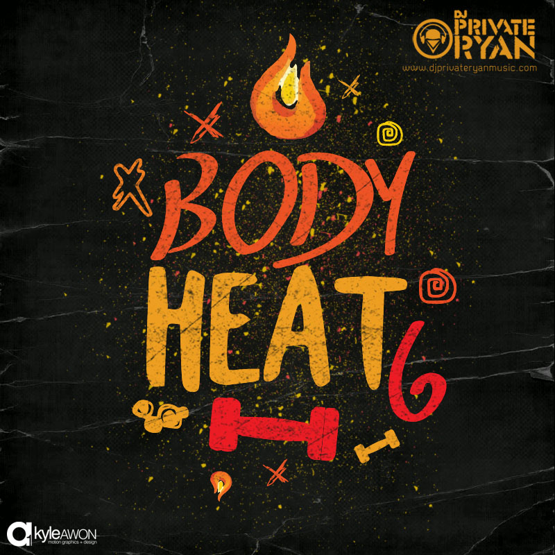 Private Ryan Presents BODYHEAT 6