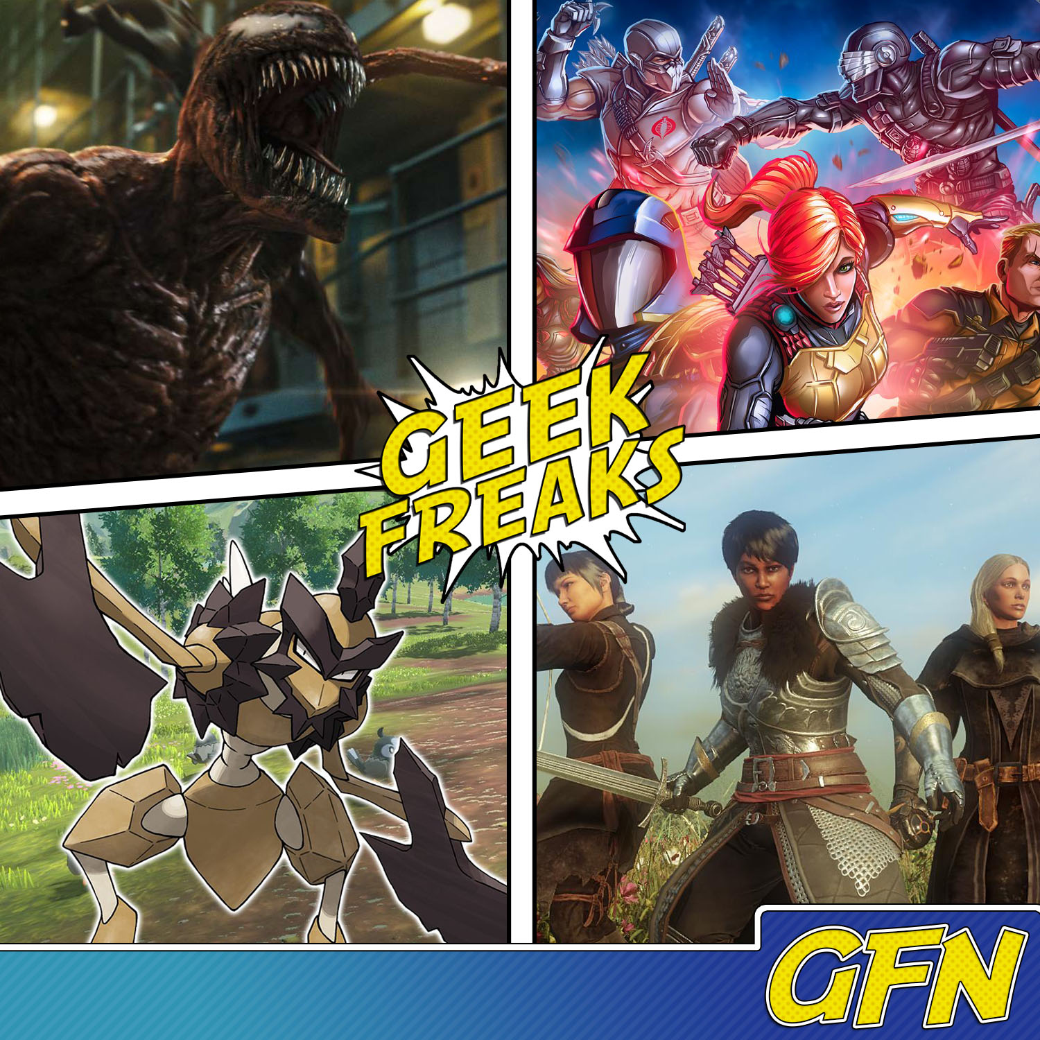 News - Carnage, New World, China's New Gaming Restrictions and more show art