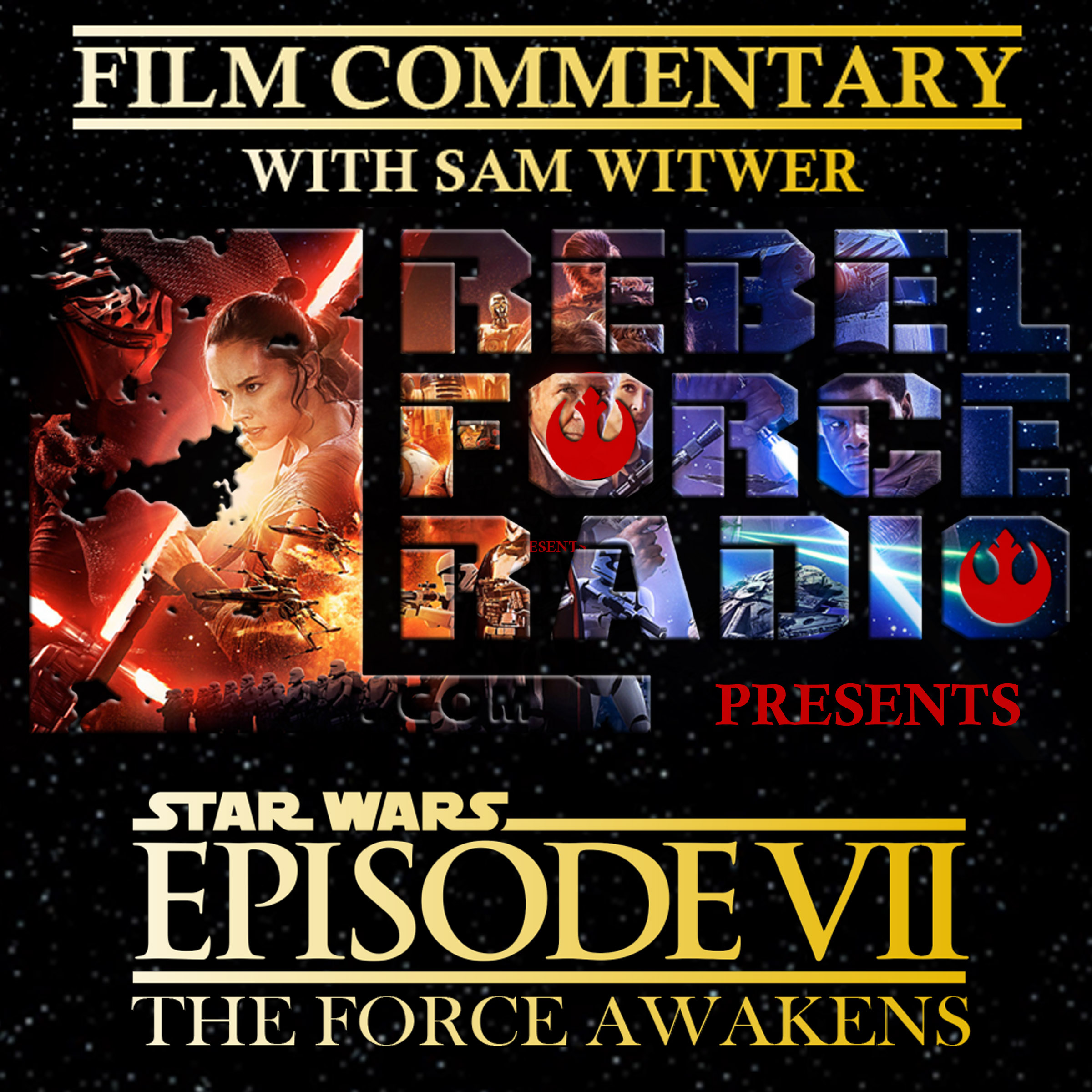 Film Commentary with Sam Witwer: The Force Awakens