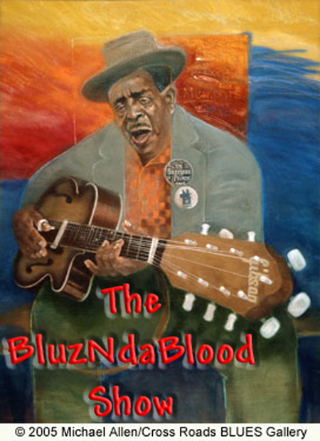 The BluzNdaBlood Show #243, 10 Year Anniversary of BluzNdaBlood Blues!