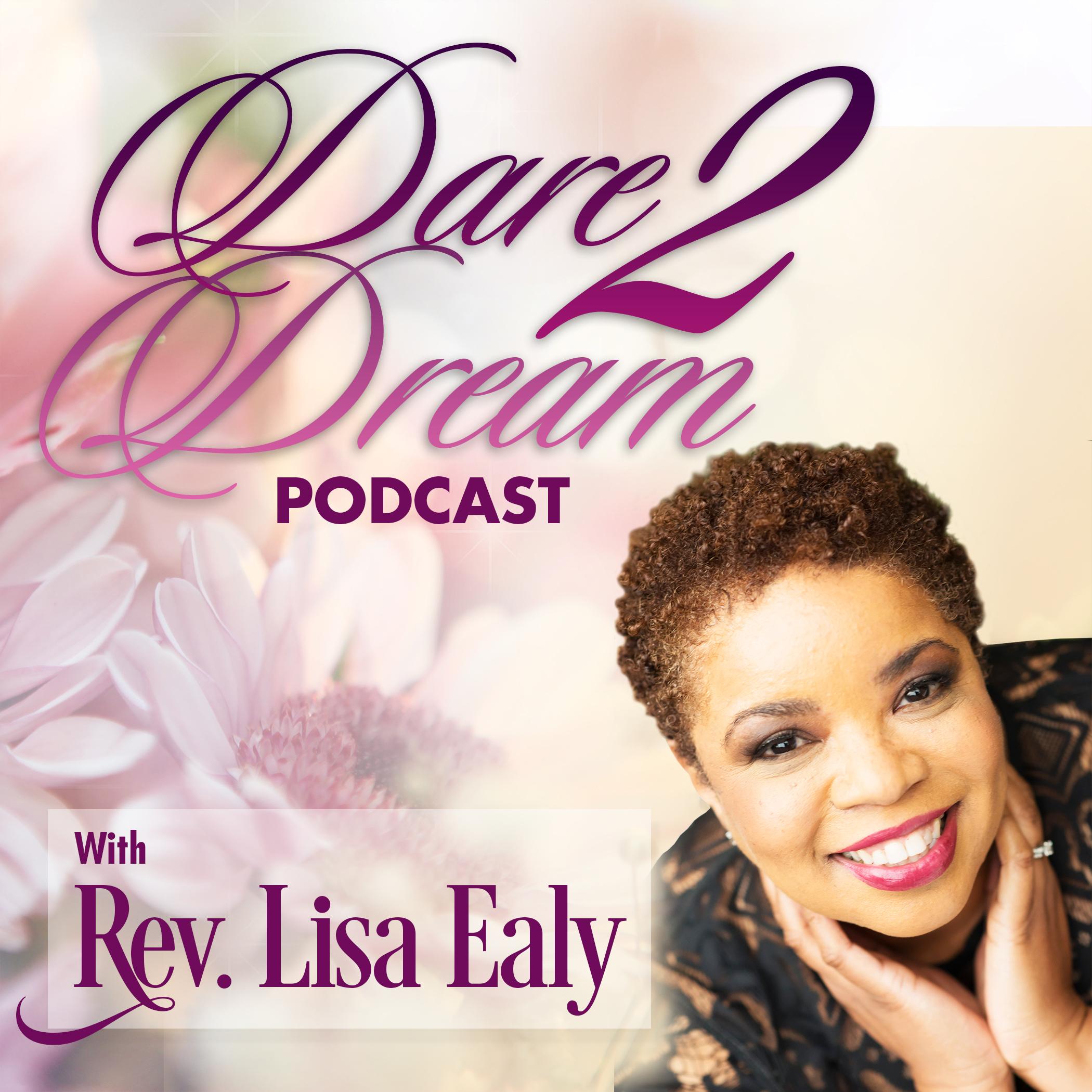 Dare2Dream Podcast show art