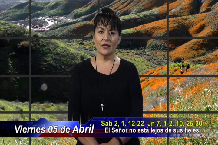 Artwork for Dios te Habla con Leticia Diaz; Tema el hoy: El Señor no está lejos de sus fieles.