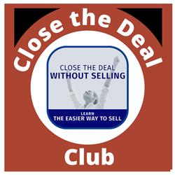 Close the Deal Club Logo