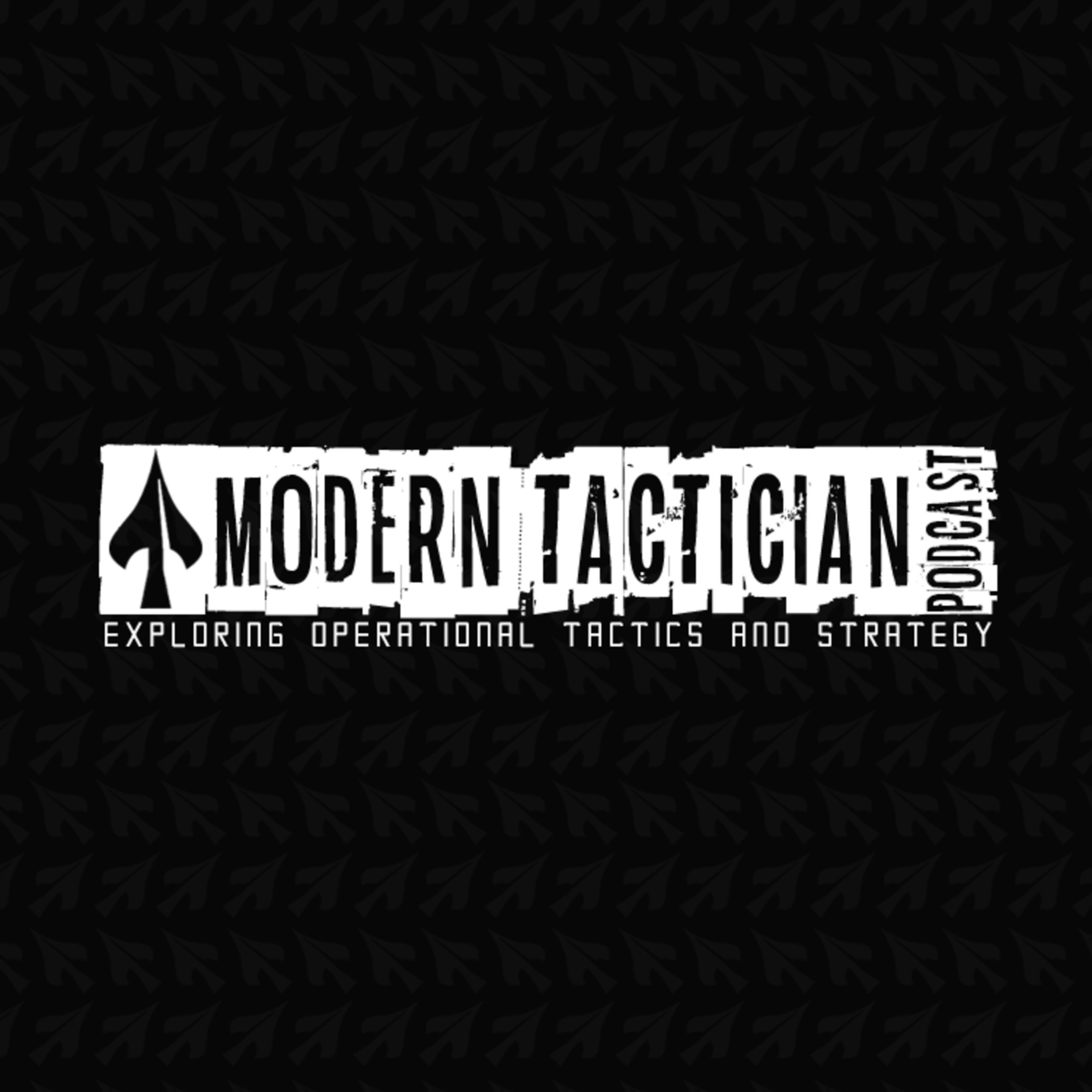 The Modern Tactician Podcast show art