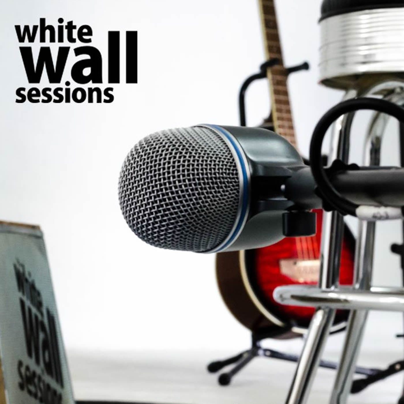 white wall sessions radio show art