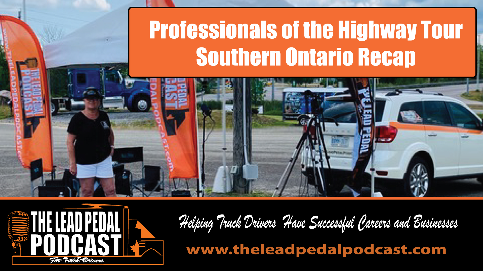 Recap of the Southern Ontario Professionals of the Highway Tour