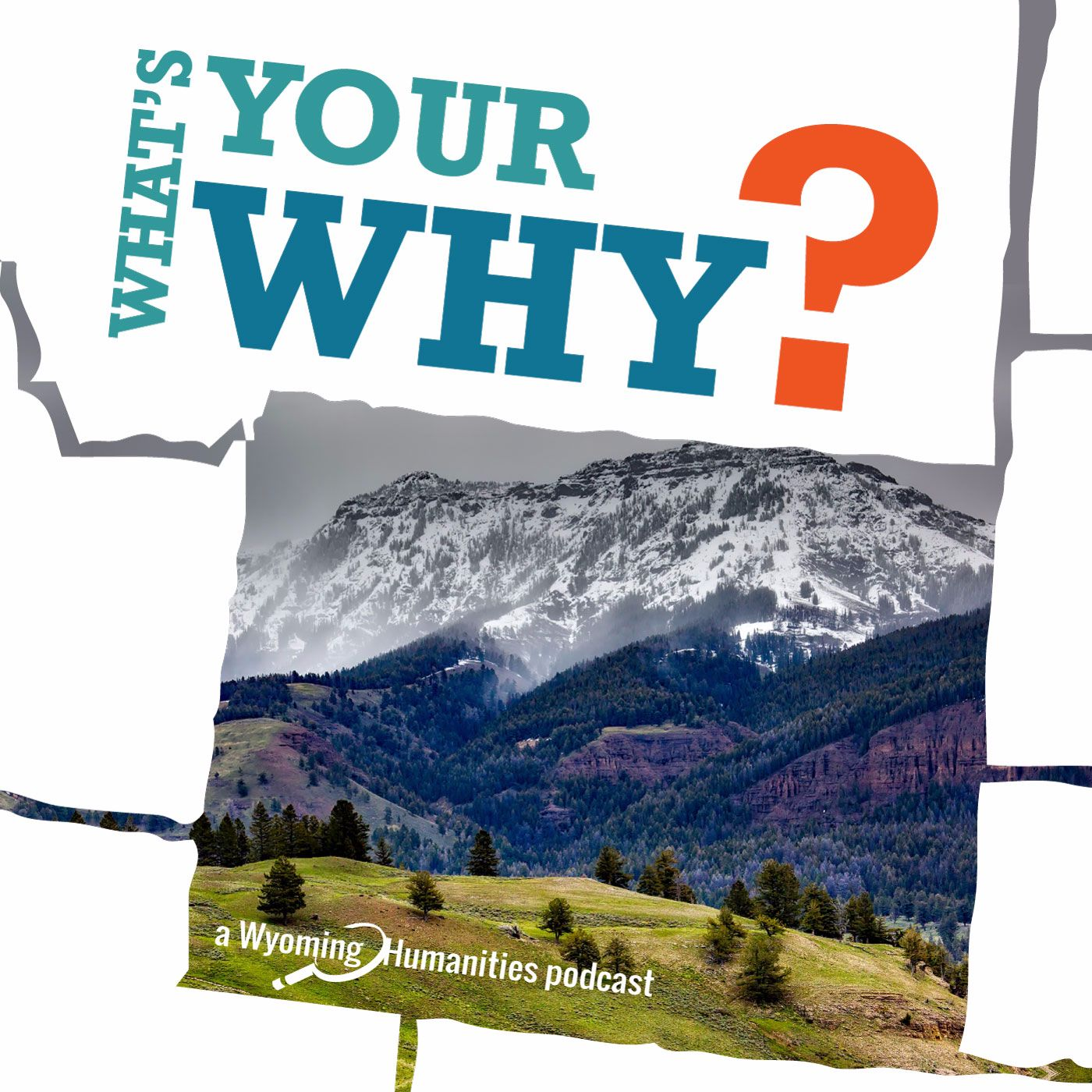 What's Your Why? show art