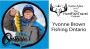 Artwork for Yvonne Brown - Fishing in Ontario and Ontario Women Anglers