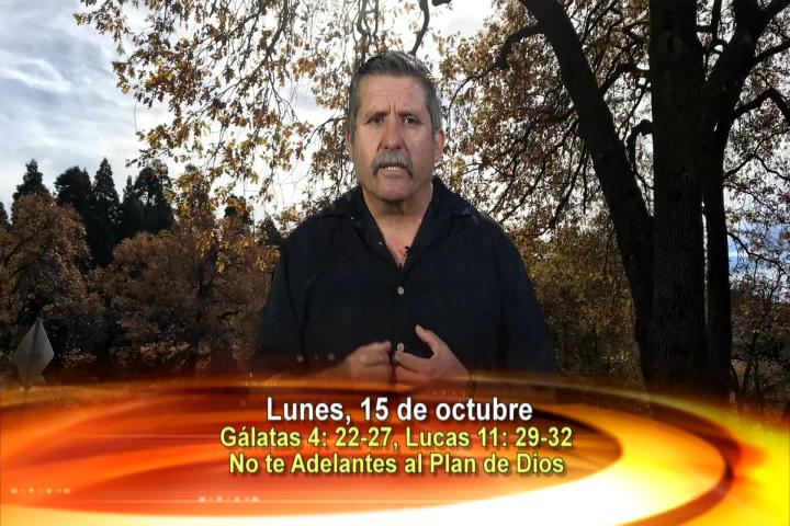 Artwork for Dios te Habla con Dn. Martin Quintero,   Tema el hoy:  No te adelantes al plan de Dios