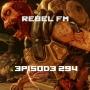 Artwork for Rebel FM Episode 294 - 05/13/2016
