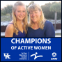 Artwork for 048 - Terry and Tori Orcutt, mother-daughter pair talks about family, sports, and military