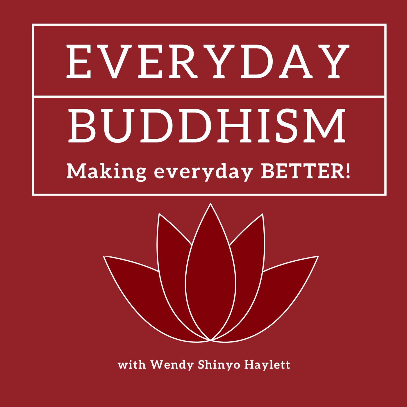 "Artwork for Everyday Buddhism 7 - Right Speech: ""Zip It!"""
