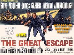 #195 - The Great Escape (1963)
