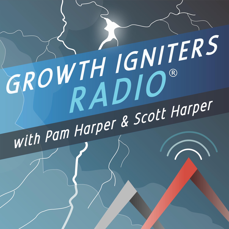 Growth Igniters Radio show art