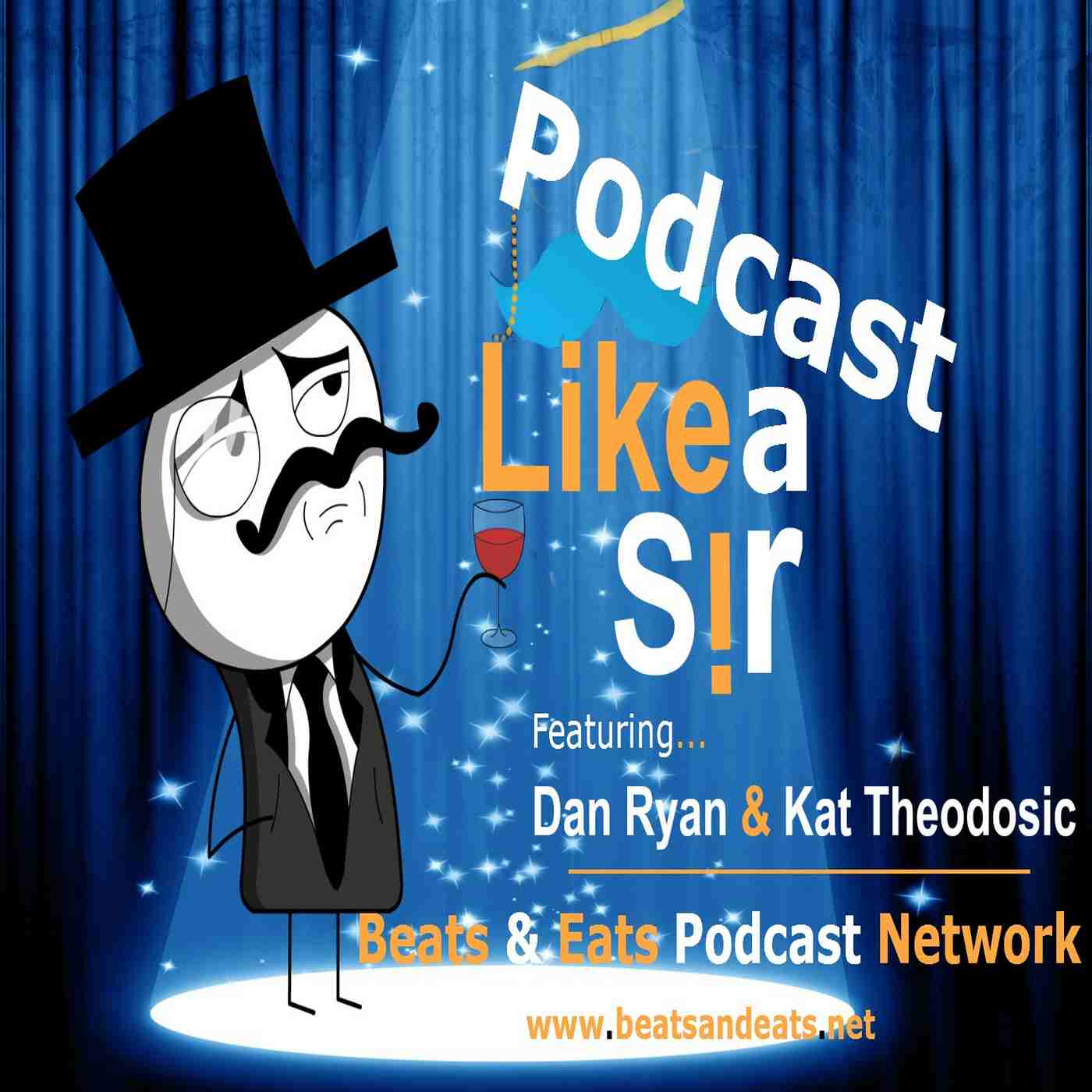 Like a Sir #1: Reddit Review Podcast Pilot | Ghost Ride The Google Whip