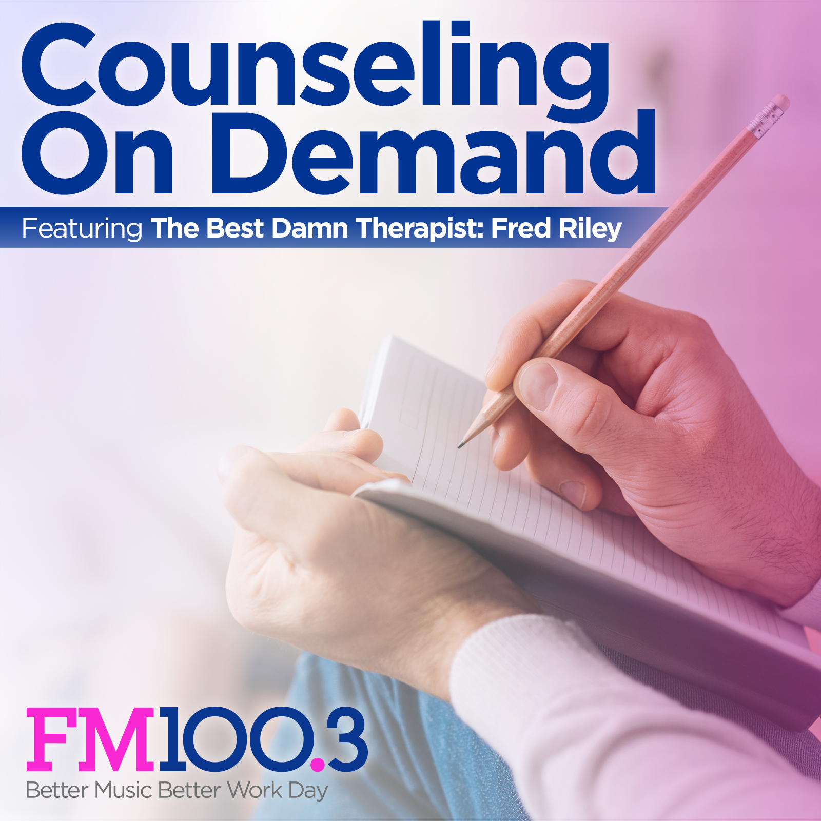 Counseling On Demand show art