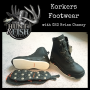 Artwork for EP16  Korkers Footwear with CEO Brian Chaney