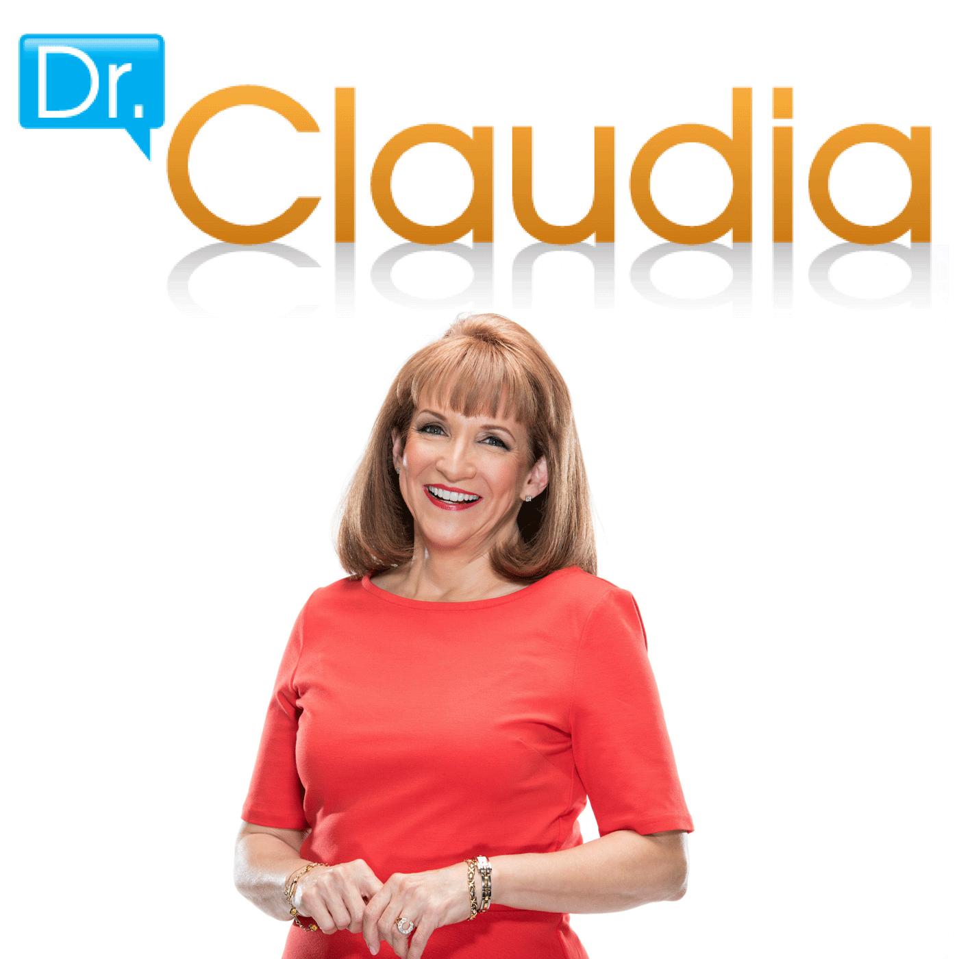 The Dr. Claudia Show show art