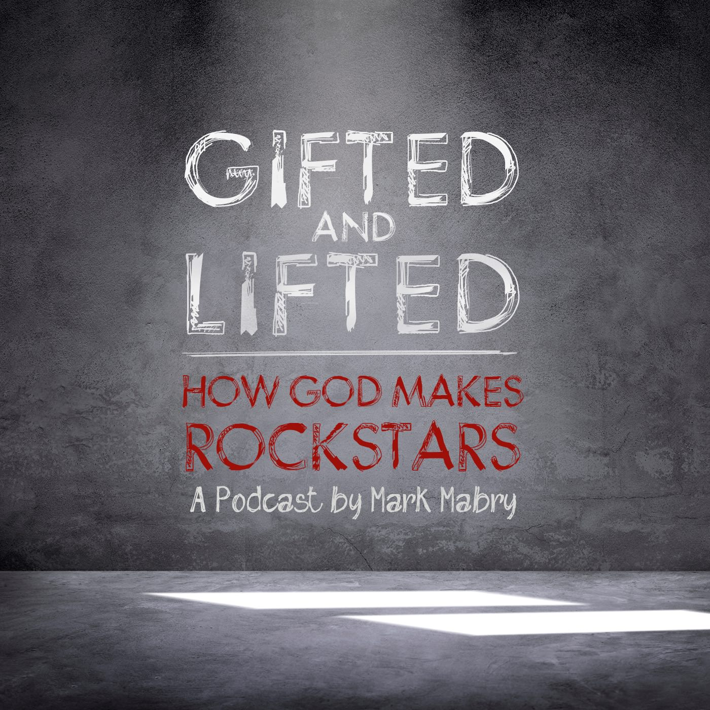 Gifted and Lifted show art