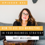 Artwork for How To Use SEO Marketing In Your Business Strategy with Meg Clarke