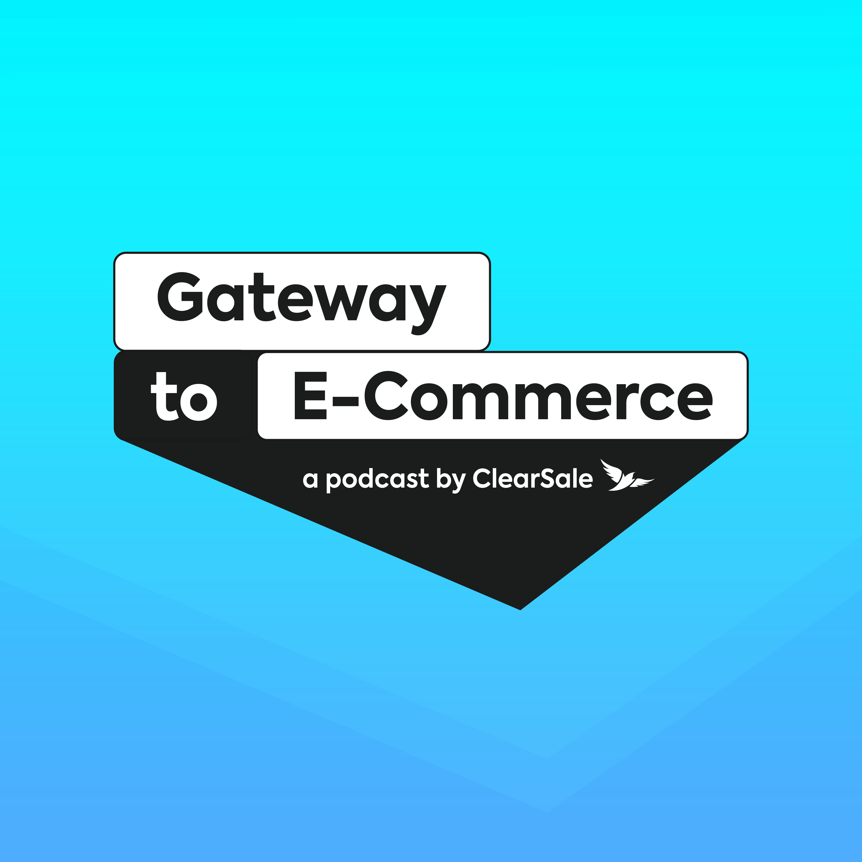 Gateway to E-Commerce show art