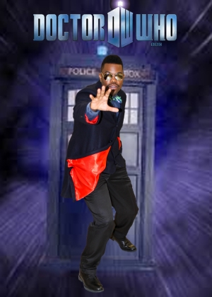 Doctor Who: Straight Outta Gallifrey