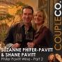 Artwork for Date Night In Napa: Shane Pavitt & Suzanne Phifer-Pavitt of Phifer Pavitt Wine, Part 2