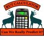 Artwork for Calculating the Whitetail Deer Rut HFJ NO. 106