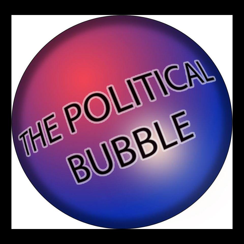 The Political Bubble Podcast show art